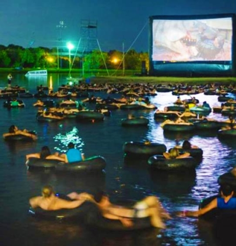 The Floating Cinema, London, UK